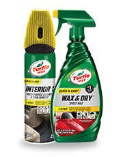 Turtle Wax Quick & Easy Products